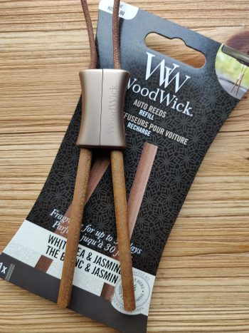 WoodWick Auto Reeds Refill